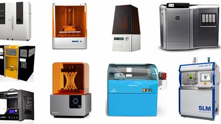 Tipos de Impressora 3D e suas aplicações