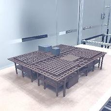 Impressão 3D em arquitetura Projeto maqu