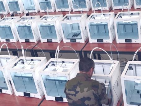 Inteligência artificial e Impressão 3D na logística e Gestão da Cadeia de Suprimentos