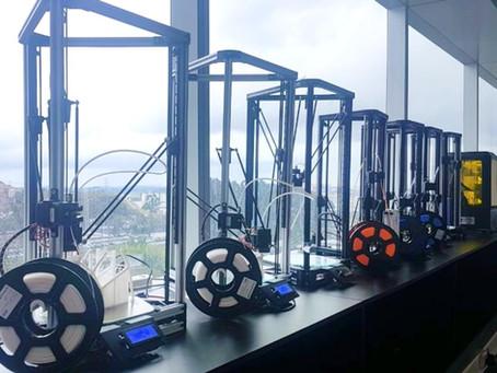 Impressão 3D – Futuro da indústria de impressoras 3D