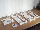 Impressão 3D de peças para engenharia