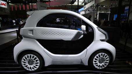 Tudo sobre impressão 3D de carros