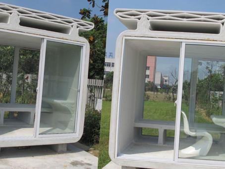 Impressão 3D de casas