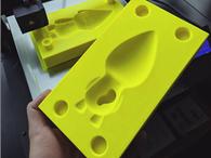 Impressão 3D de moldes. Case embalagem
