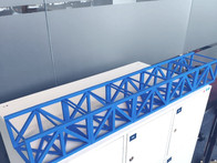 Impressão 3D - Projeto parceria USJT engenharia