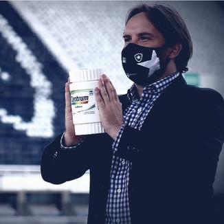 Impressão 3D de mockup - Projeto Centrum gigante