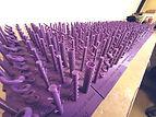 Impressão 3D para amostragem - Projeto agulhas