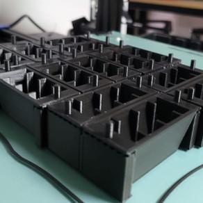 Impressão 3D em engenharia – Projeto caixinhas