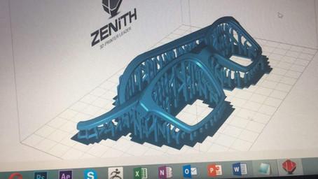 Detecção de defeitos em peças impressas em 3D