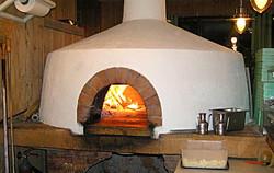 Φούρνοι με ξύλα