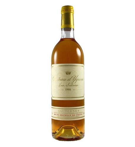 Chateau d'Yquem 1996 375cl - 12 Bottle Case