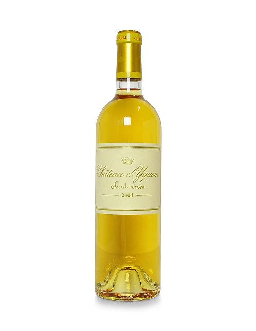 Chateau d'Yquem 2004 - 12 Bottle Case