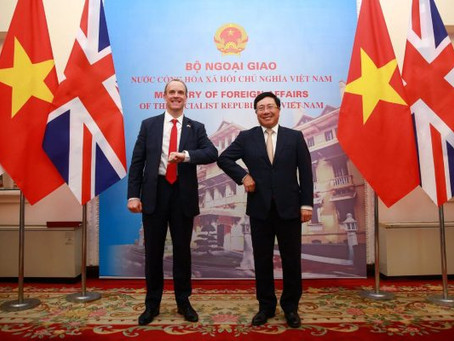UK-Vietnam Free Trade Agreement Welcomed By SWA