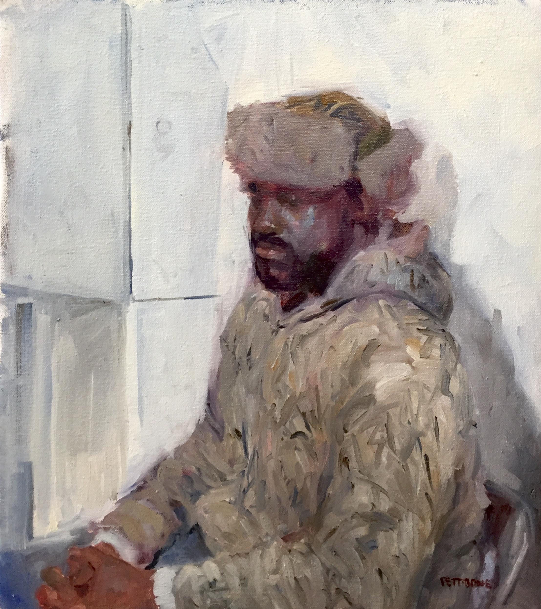 Portrait Painting, Wednesdays 6:30-9:30