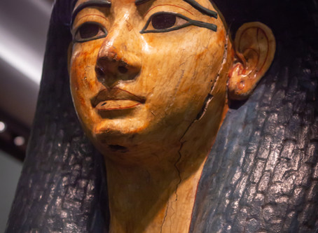 The Coffins of Nespawershefyt, Egyptian Official, 990-940 BC