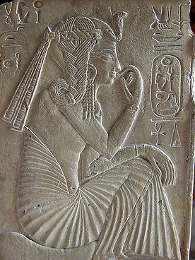 Paris Louvre Antiquities Egypt 1290-1224