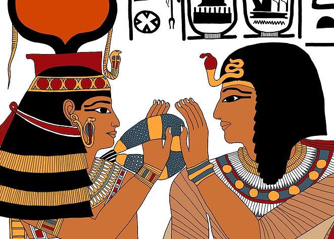 DP01.03 - The Goddess Hathor and Seti De