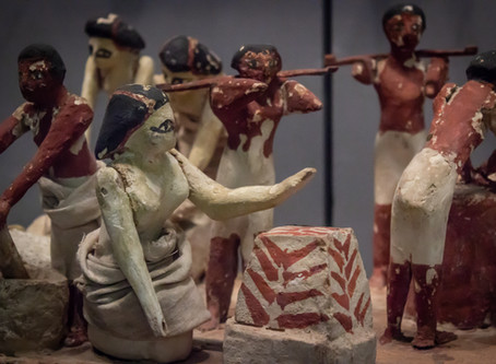 Treasures of Ancient Egypt from the Fitzwilliam Museum