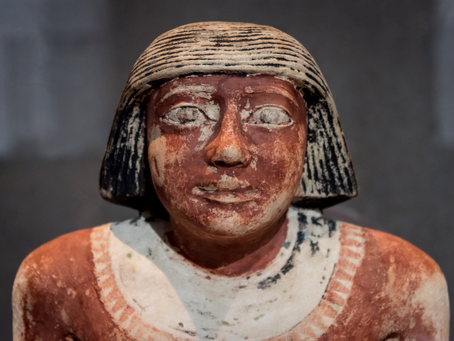 Hetepni, an Ancient Egyptian Tax Collector
