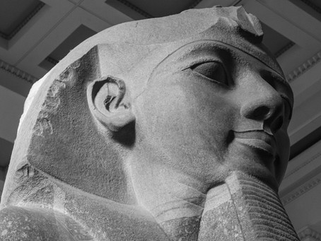 The Young Memnon, Ramesses II, British Museum