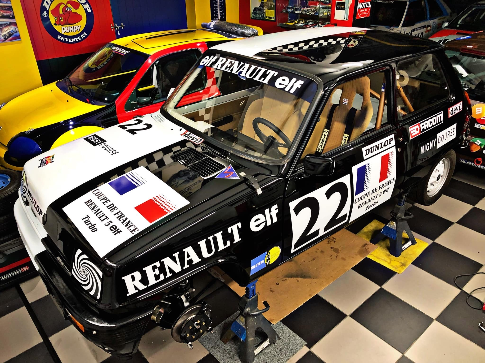 Renault 5 Alpine Turbo coupe