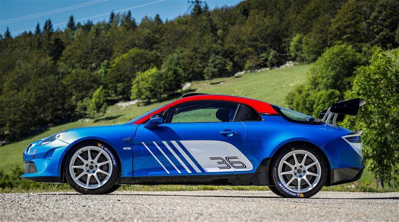 Alpine A110 RGT
