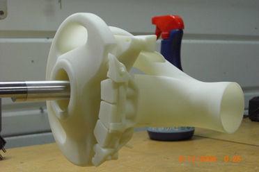 Impression 3D SLA