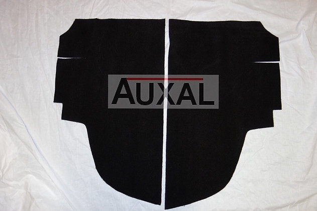 Moquette - habillage passage de roue AR. 205 GTI