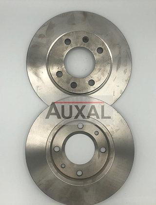 Disque - disques de frein arriere 205 GTI 1.9 1L9 rear brake disc discs