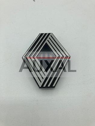 Logo - sigle - embleme capot Renault 5 R5 front bonnet