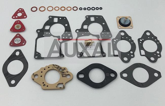 Pochette joints - joint carburateur Renault 4 - 5 - R4 - R5 Solex 32 DIS / SEIA