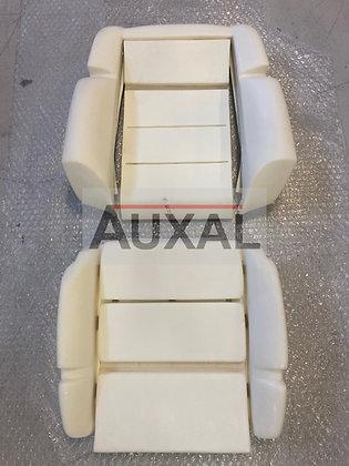 Mousse siege Peugeot 205 GTI - seat foam foams