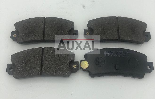 Plaquette - plaquettes de frein arrière Renault 5 - R5 Alpine Turbo