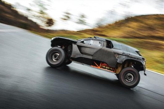 FIA T1 GCK E-Blast Dakar rallye