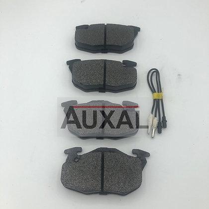 Plaquettes plaquette frein arriere 205 GTI 1.9 - 1L9 brake pad pads