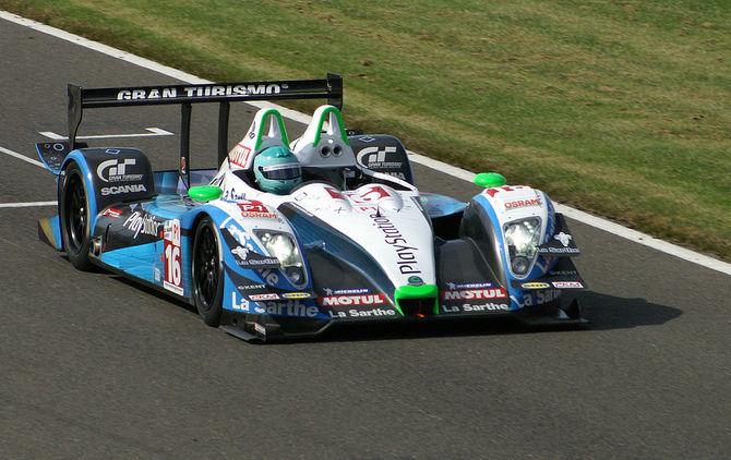 Pescarolo 01 LMP1 - 24H du Mans