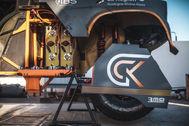 Caisson batteries lithium - Dakar