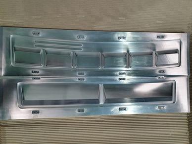 Moule aluminium avec indexage