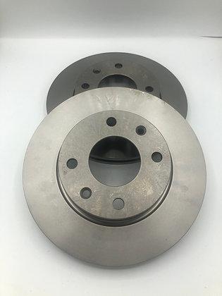Disque - disques de frein avant 205 GTI 1..6 1L6 rear brake disc discs