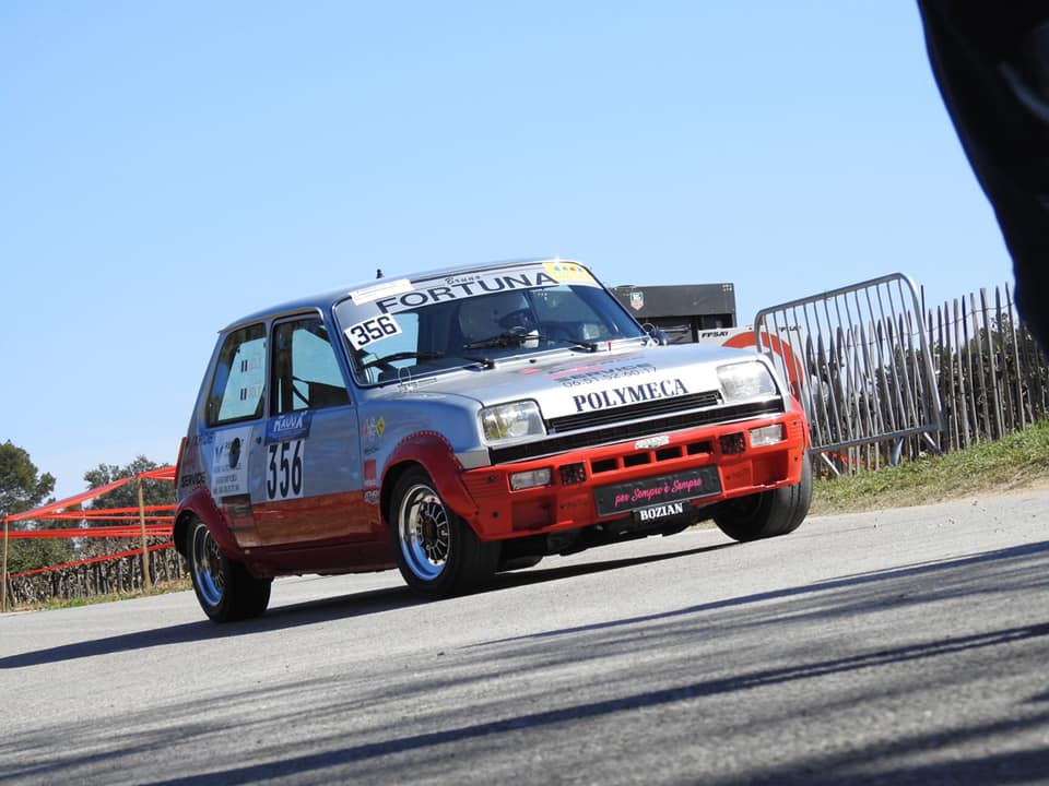 Renault 5 alpine Groupe 2 Pierre Joly