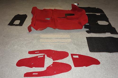 Kit moquette 205 GTI
