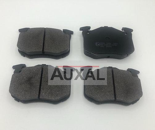 Plaquettes plaquette frein avant 205 GTI 1.6 - 1L6 brake pad pads  front