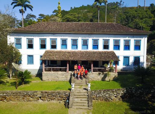 Bem-vindo à Fazenda Santana do Turvo!