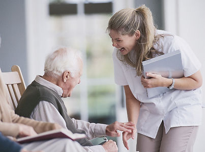 Represent in cook, lake, mchenry counties in cases of nursing home defense