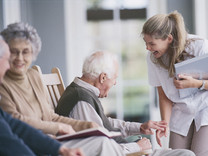 Disinfecting senior living communities during the COVID-19 pandemic