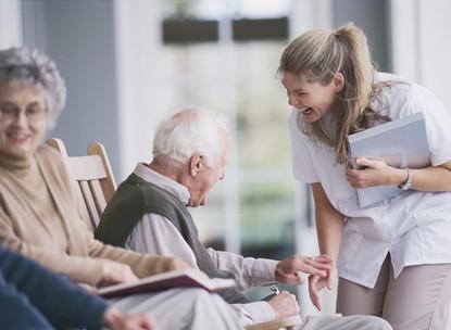 Terapia Ocupacional para trastornos de Demencia.