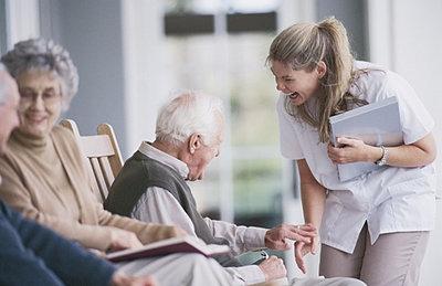 VNA Homecare - Elderly Care