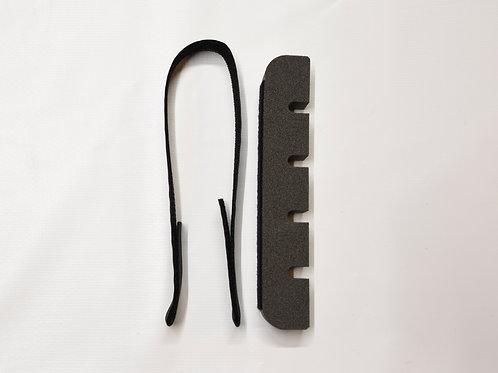 DUO Face Shield Foam/Velcro Replacement Kit