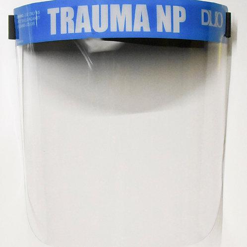 DUO FACE SHIELD: BLUE (Trauma Nurse)