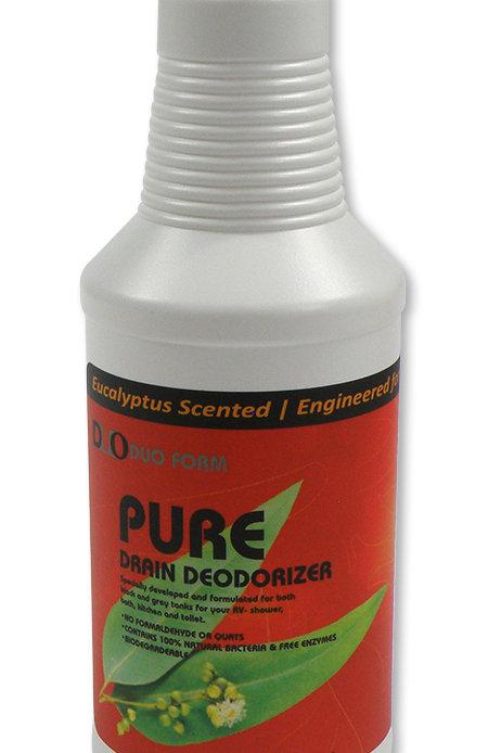 DUO PURE Drain Deodorizer